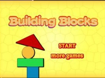 Building Blocks.拼積木。