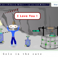 Golo In The Cave  拯救洞穴中的Golo